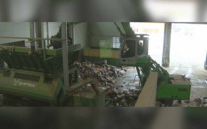 Įrenginiams Alytuje išleista 13 mln. eurų
