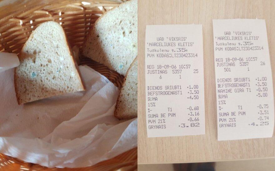 Dienos pietus restorane sugadino šlykštus reginys