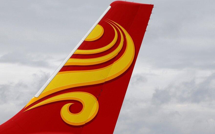 """Hainan Airlines"" lėktuvas"