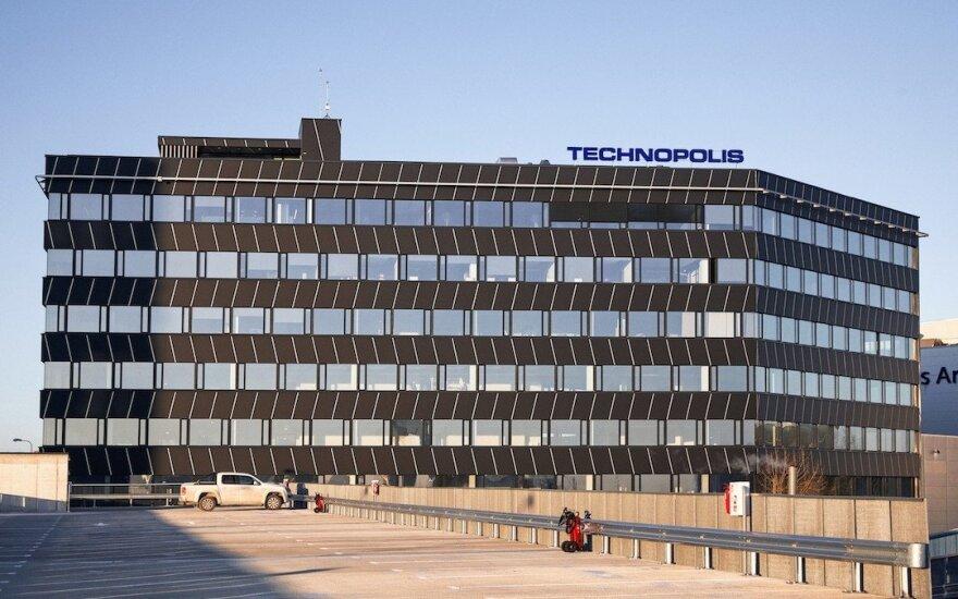 Technopolio biurų pastatas Penta