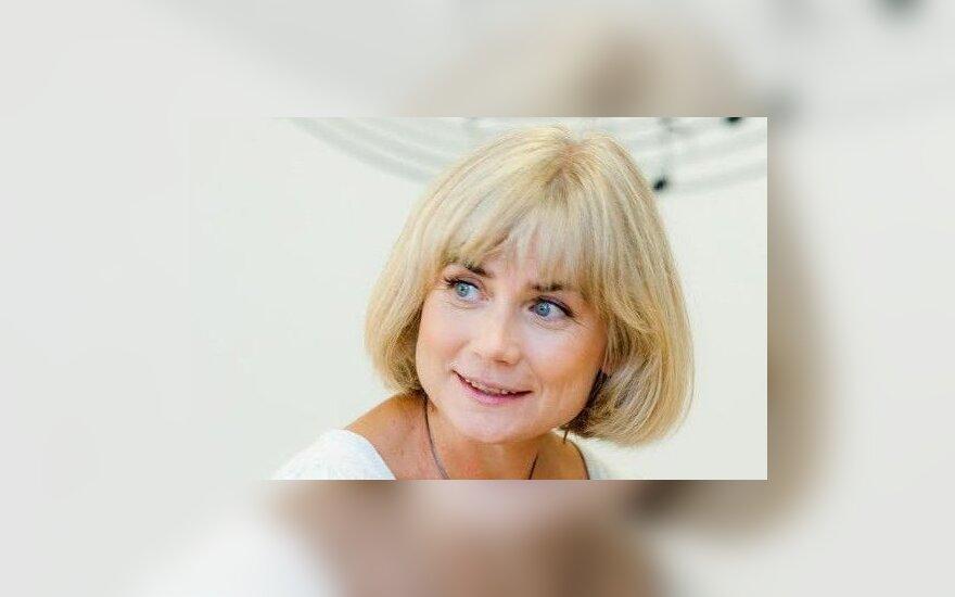 Aktorė I. Balsytė: vaikams pradėti atostogauti reikėtų pamažu