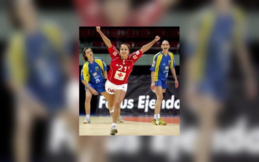 Danijos moterų rankinio rinktinės žaidėja Josephine Touray