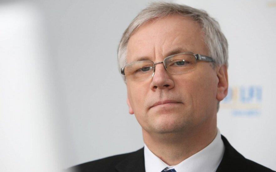 R. Šadžius: Lietuvoje galima siekti progresyvesnių mokesčių
