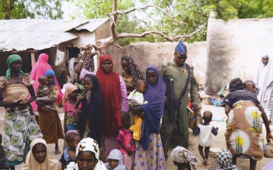 Nigerijos šiaurės vakaruose ginkluoti banditai nužudė apie 30 žmonių