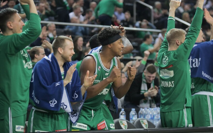 Hundreds of fans ask for refund of tickets to Zalgiris' Euroleague game
