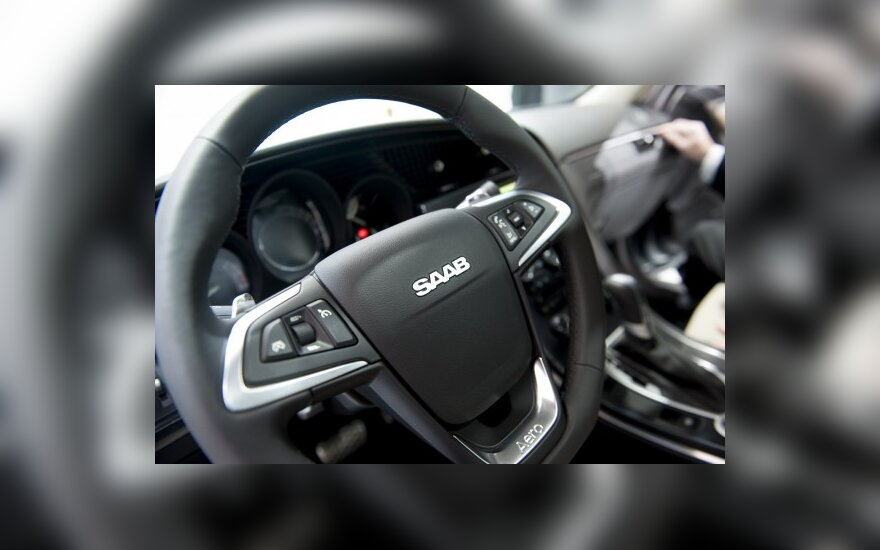 """Naujaisiais """"Saab"""" šeimininkais gali tapti """"Spyker Cars"""""""