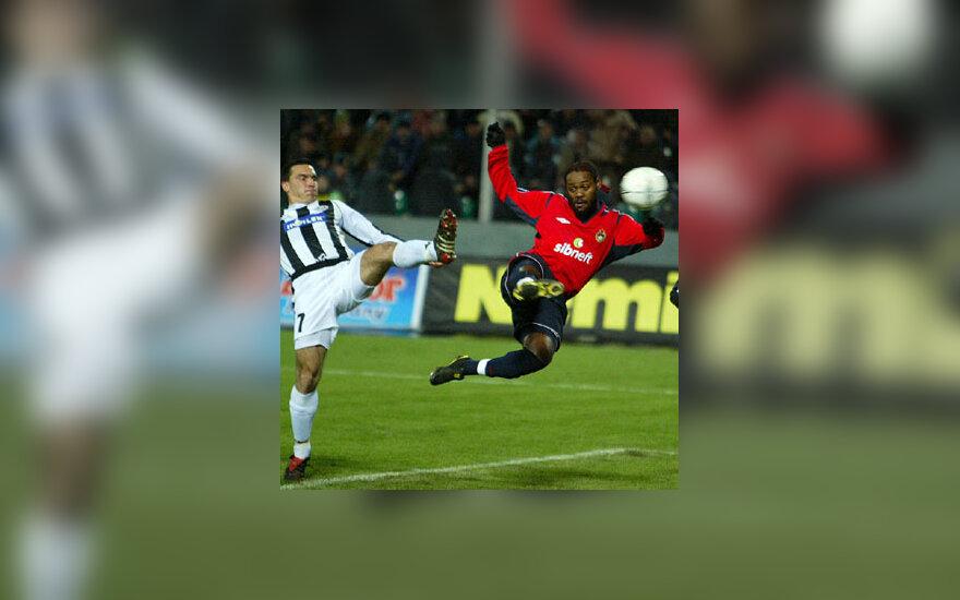 Wagner Love (CSKA, dešinėje)