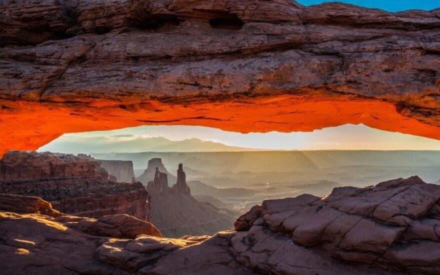 Vienas didingiausių gamtos kūrinių, kuriuos būtinai turite aplankyti