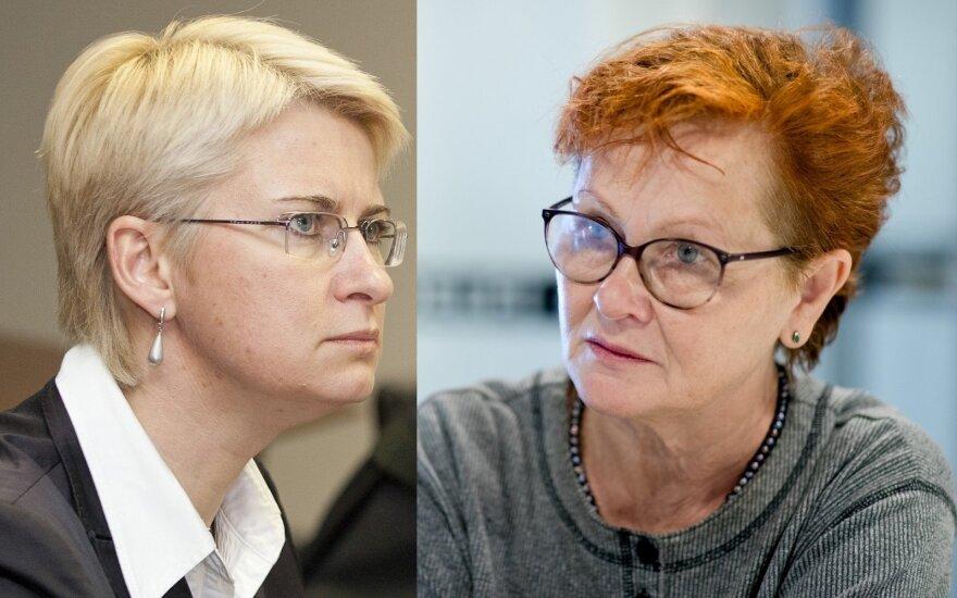 Neringa Venckienė, Nijolė Oželytė