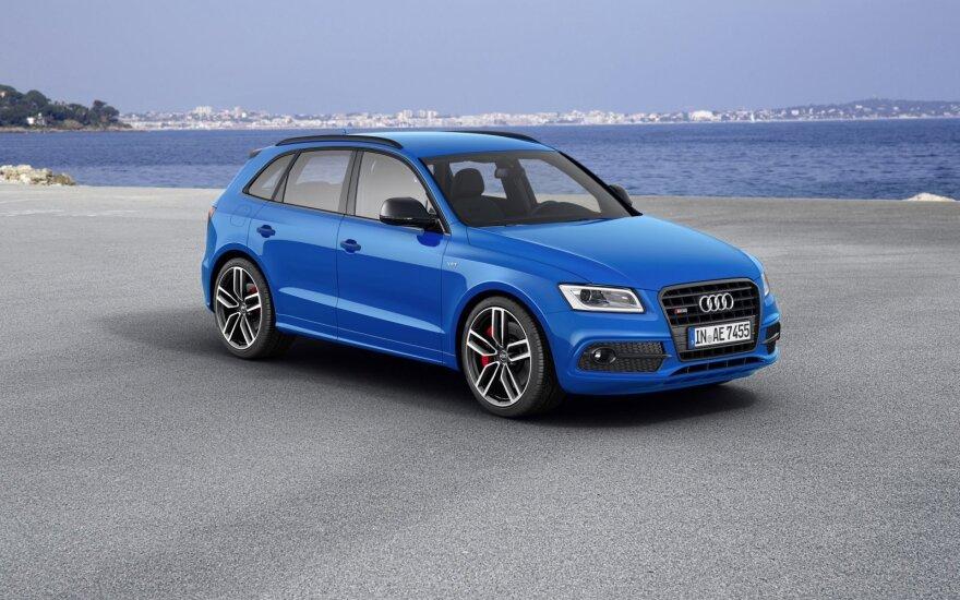 "Itin galingas 340 AG ""Audi SQ5 TDI plus"""