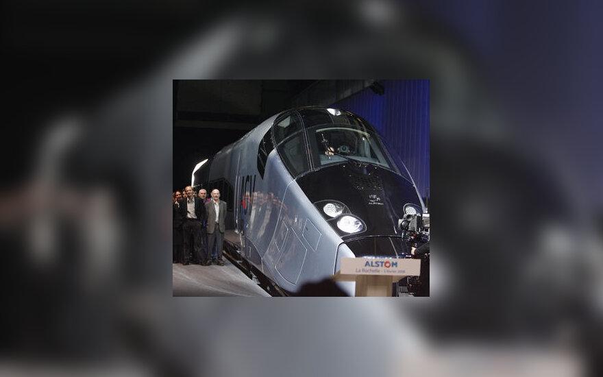 AGV traukinys