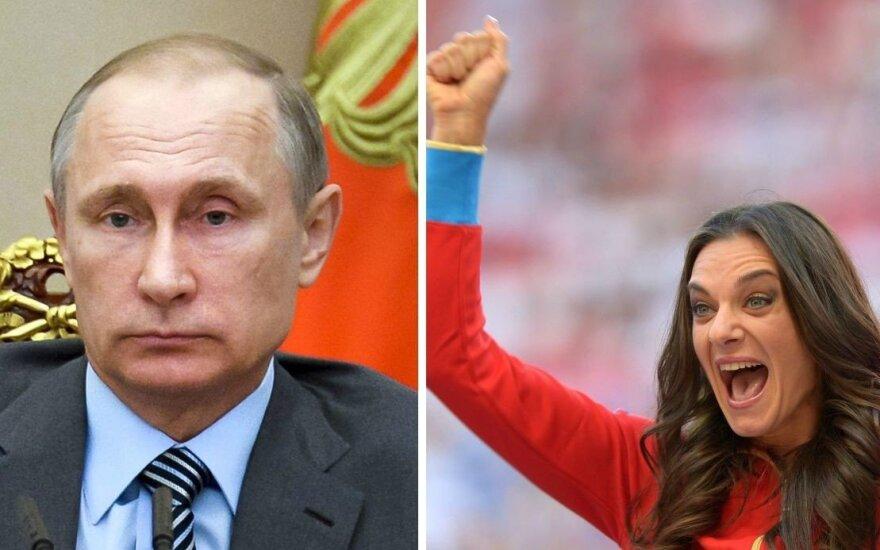 V. Putinas į Rio nevyks, Maskvoje – alternatyvios žaidynės nušalintiems