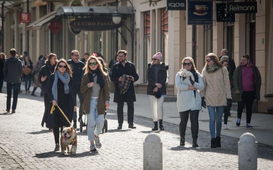 Lietuviai jaučiasi mažiau laimingi nei vidutiniai europiečiai
