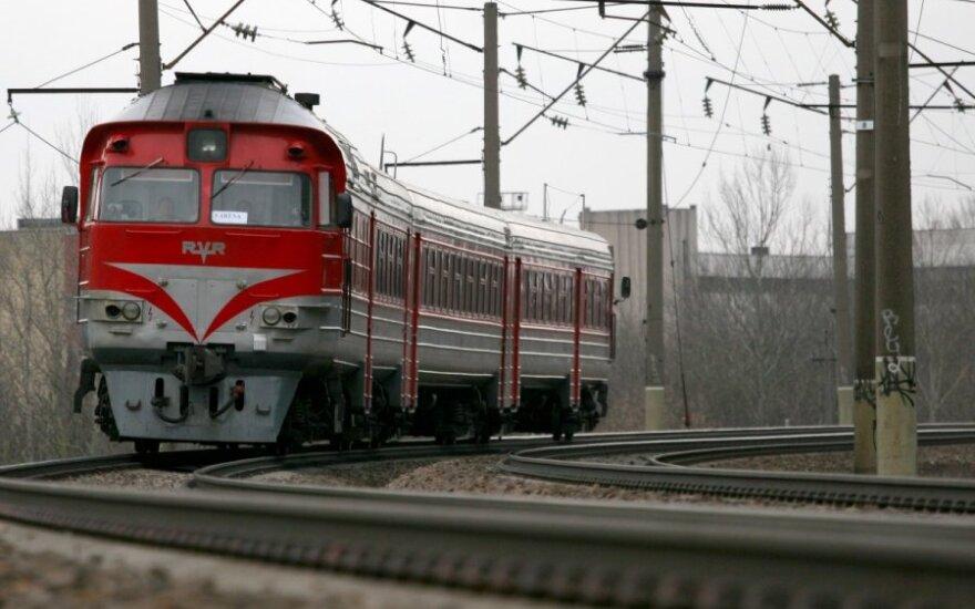 Lietuvoje pradedamas elektrifikuoti geležinkelis