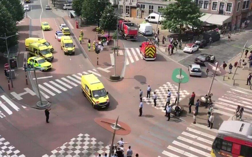 Išpuolis Belgijoje: dvi policininkės nužudytos jų pačių ginklais
