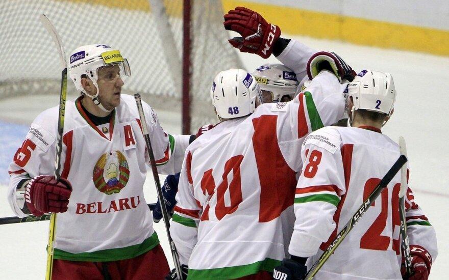 Baltarusijos ledo ritulio rinktinė