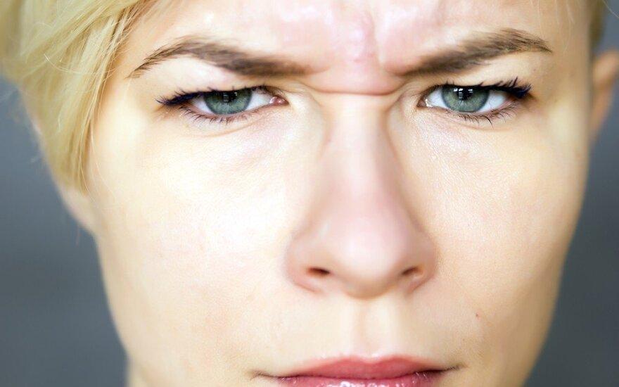 Kaip suvaldyti pykčio priepuolius, nes tuoj prarasiu šeimą