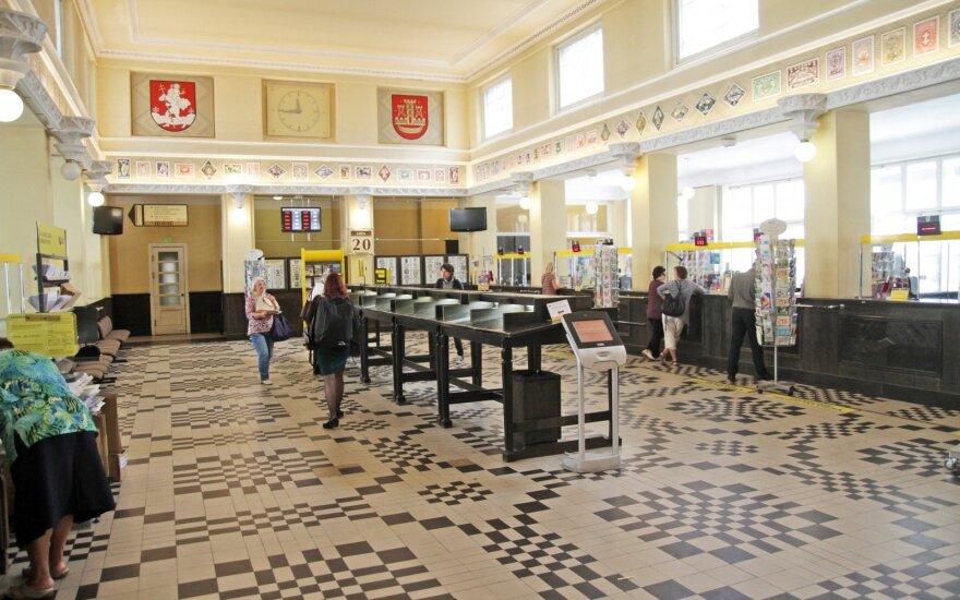 Karbauskis: centrinio pašto pastatus reikia išsaugoti visuomenei