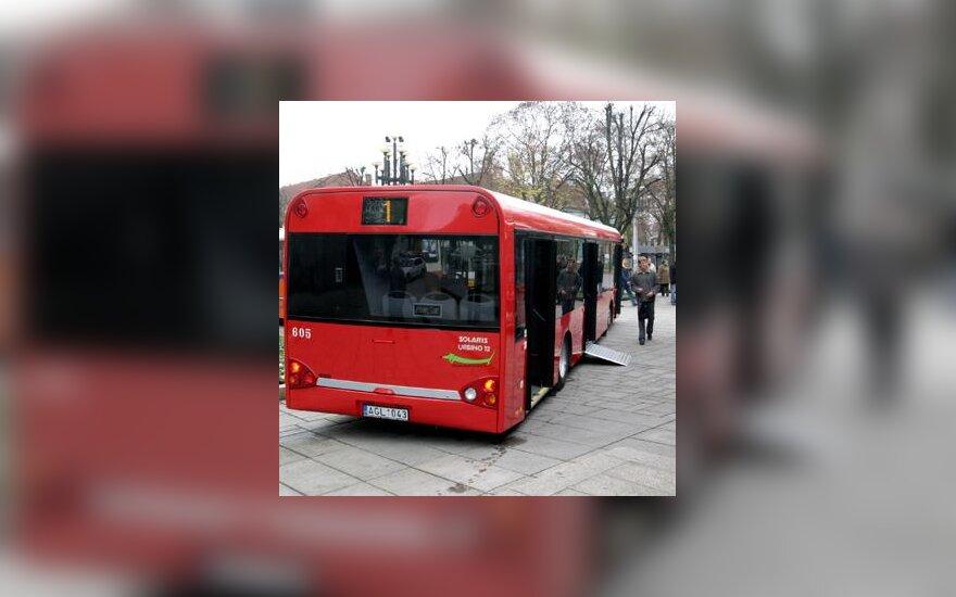"""""""Solaris Urbino"""" autobusas"""