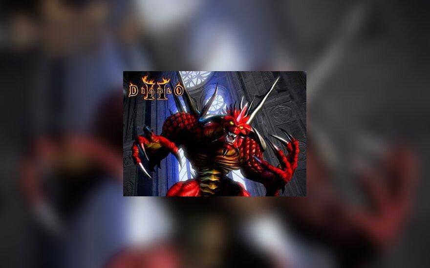 """""""Diablo II"""""""