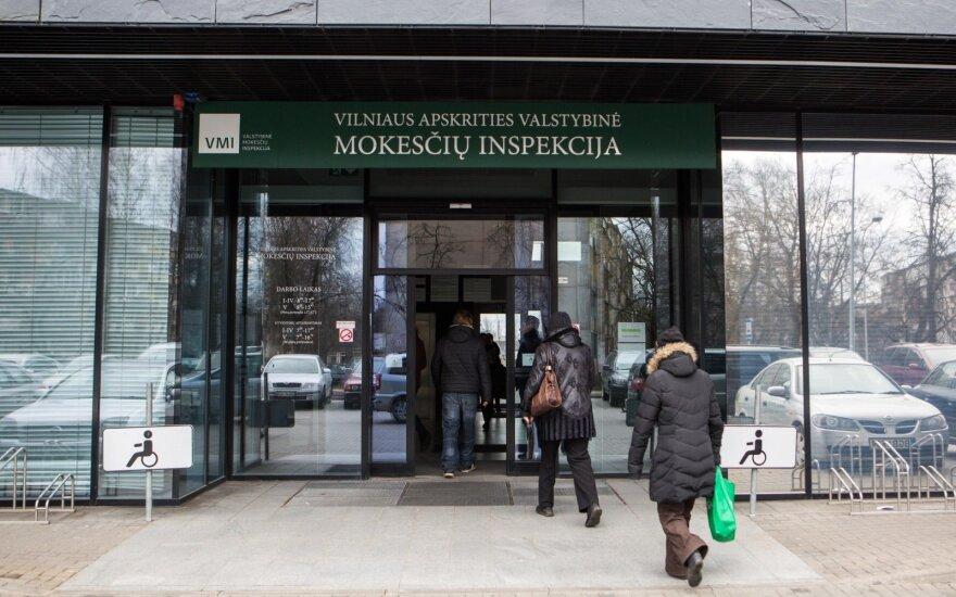 A. Tvaronavičiaus turto kilmę bus siūloma aiškintis Mokesčių inspekcijai