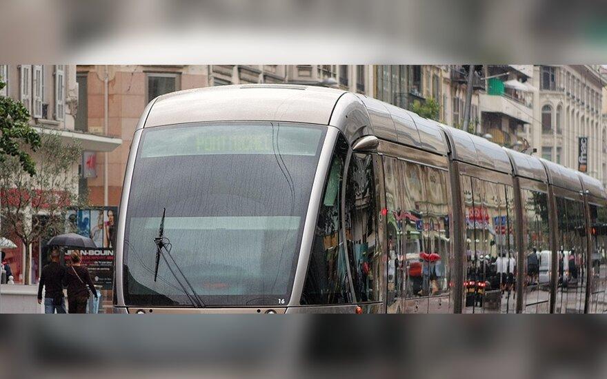 Vilnius matuojasi tramvajų