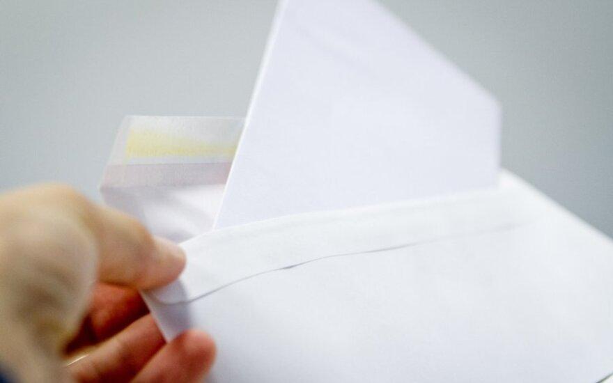 Mirusi mama sapne dukrai atsiuntė laišką su žinute