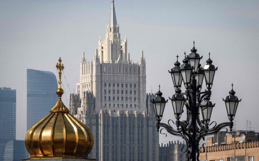 Rusijos eksportas pirmąjį ketvirtį augo 23 proc., importas - 20 proc.
