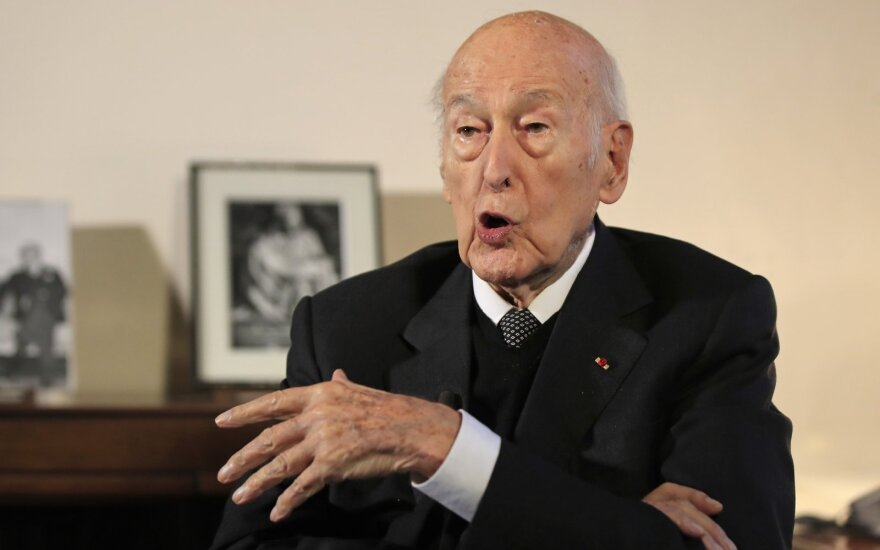 Valery Giscard'as d'Estaing'as