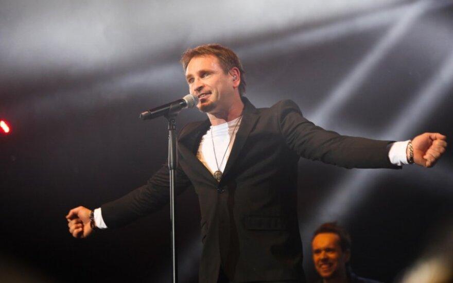 Marijono turo koncertas Siemens arenoje