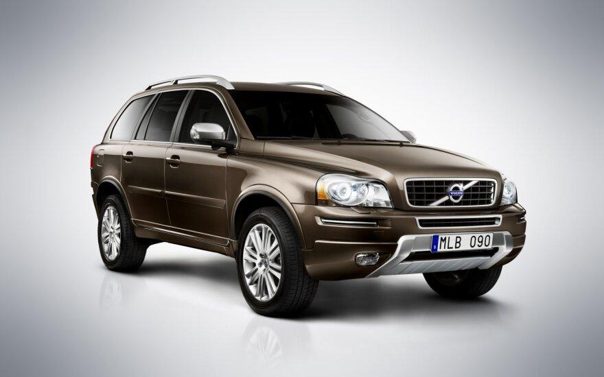 """2012 m. laidos """"Volvo XC90"""""""