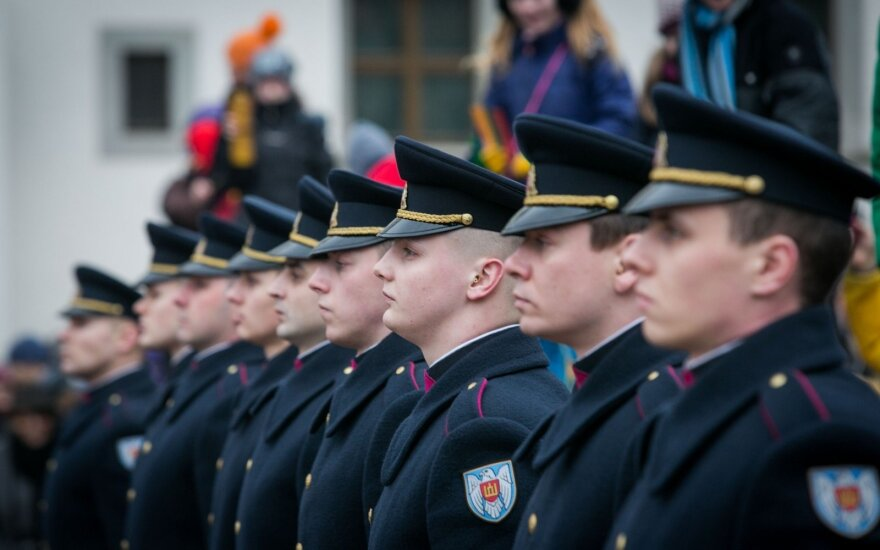 Lithuania's government ready to take over defence agreement – PM