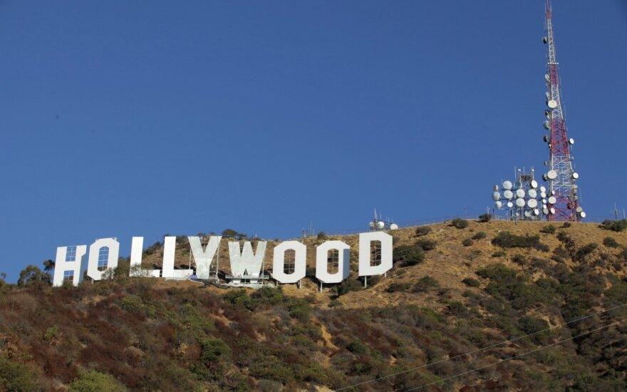 Hollywood ženklas