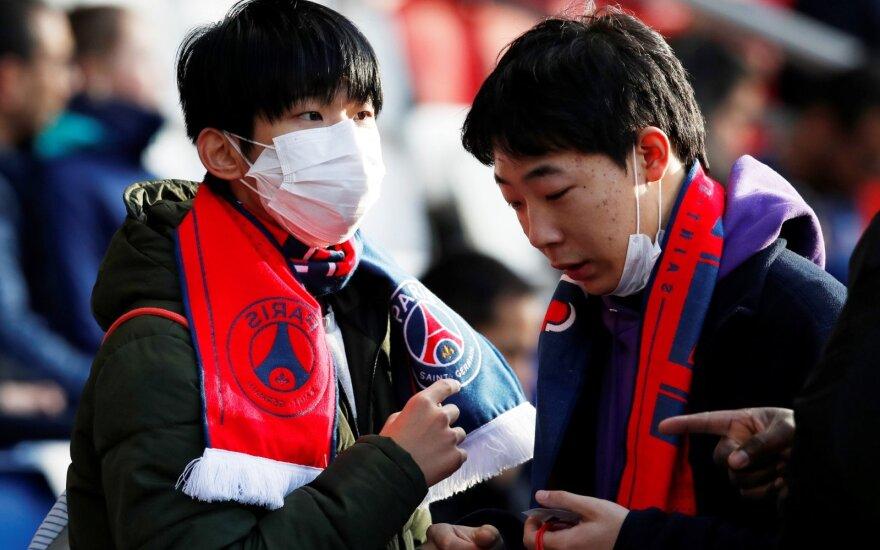 PSG sirgaliai su apsaugos kaukėmis