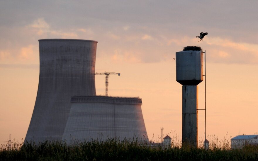 Man killed at Belarusian nuclear plant's construction site
