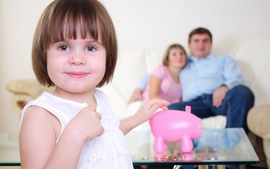 Dauguma tiki, kad finansinė padėtis bus geresnė nei tėvų