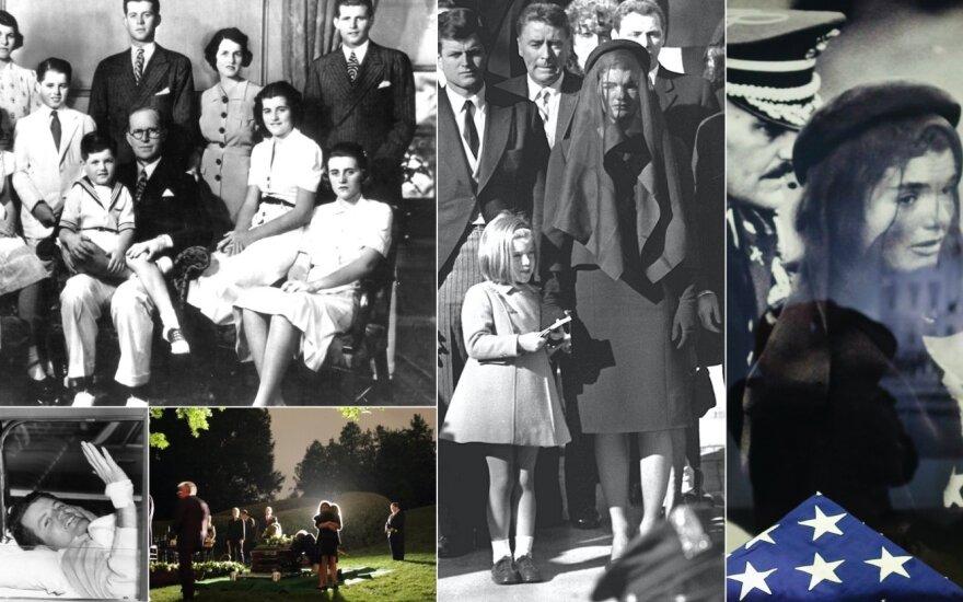 Kennedy šeimos prakeiksmas