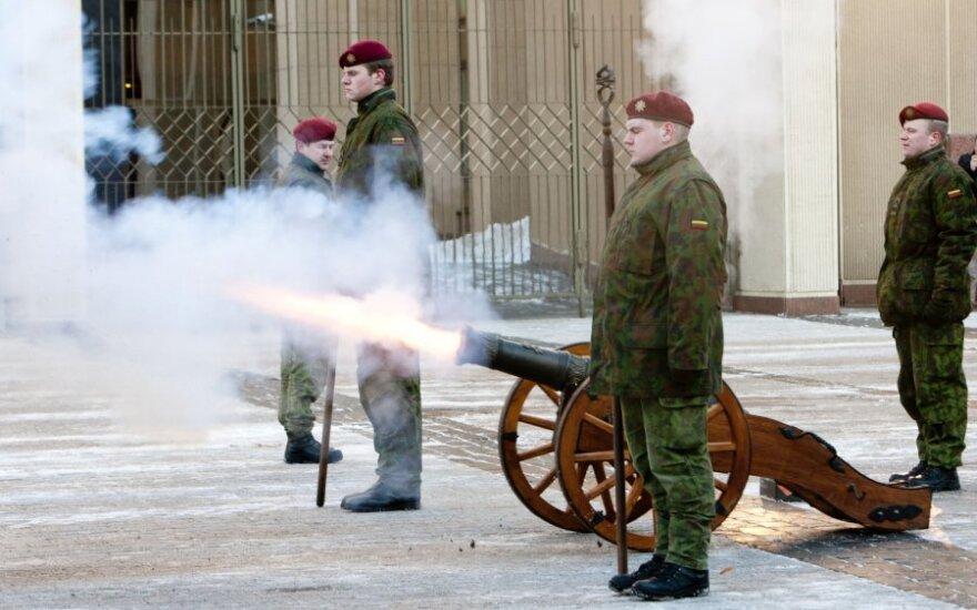 Kokių pabūklų kare su Rusija turi Lietuva?