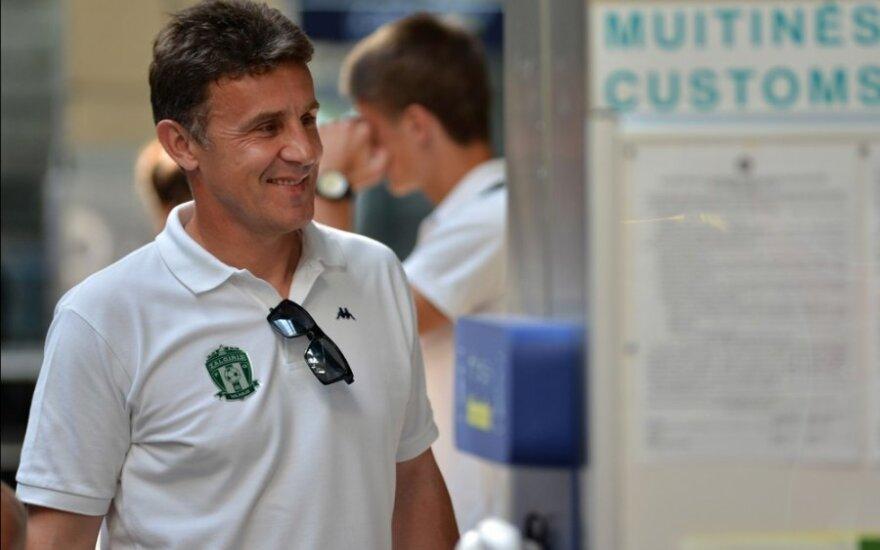 M. Zubas pretenduoja tapti geriausiu Lenkijos metų treneriu