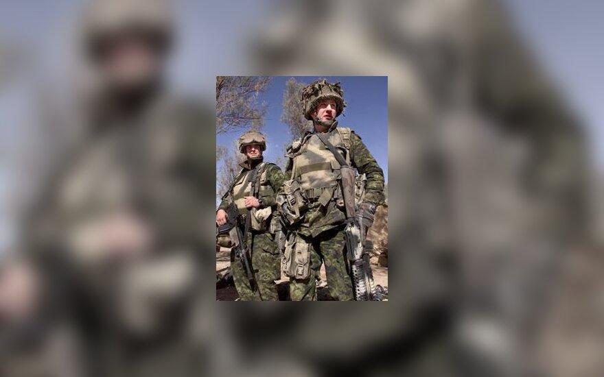 Taikdariai Afganistane