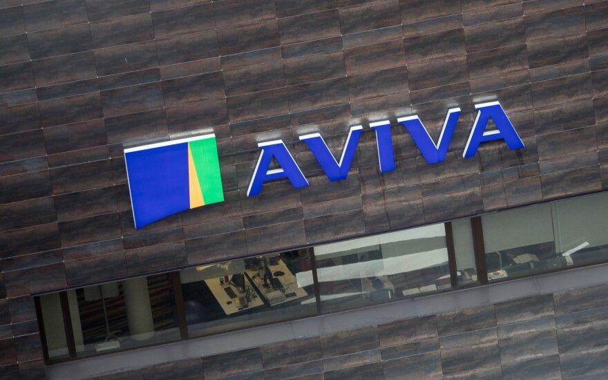 """""""Aviva Lietuva"""" metiniai rezultatai: augo klientų skaičius ir valdomas turtas"""