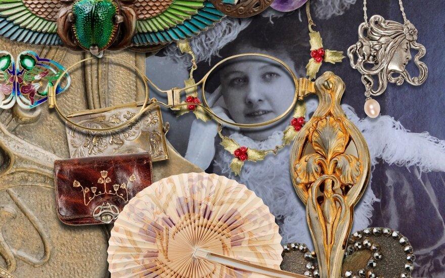 Aleksandro Vasiljevo parodoje – XX amžiaus mados šedevrai
