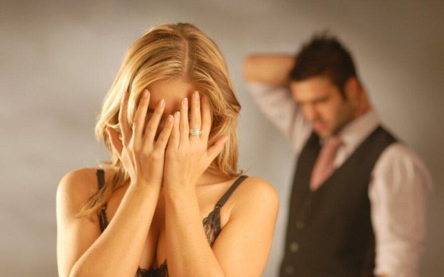 Kada moters ašaros yra veiksmingas ginklas?
