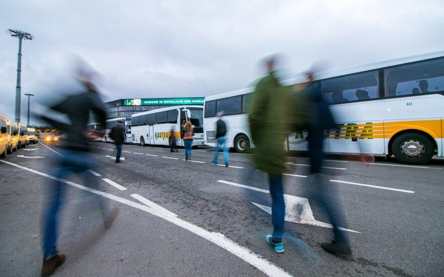 """Į """"mūsų svajonių komandos"""" kovas """"Žalgirio"""" arenoje veš autobusai iš visos Lietuvos"""