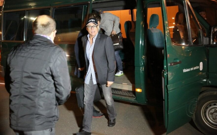 J.C. Van Damme'as