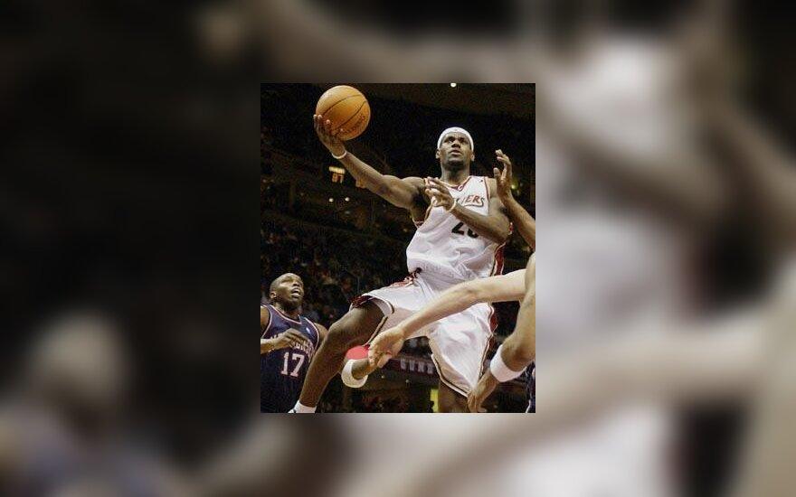 """LeBron James (""""Cavaliers"""")"""