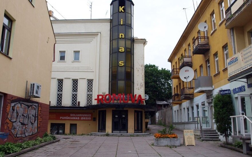 Cinema Romuva in Kaunas