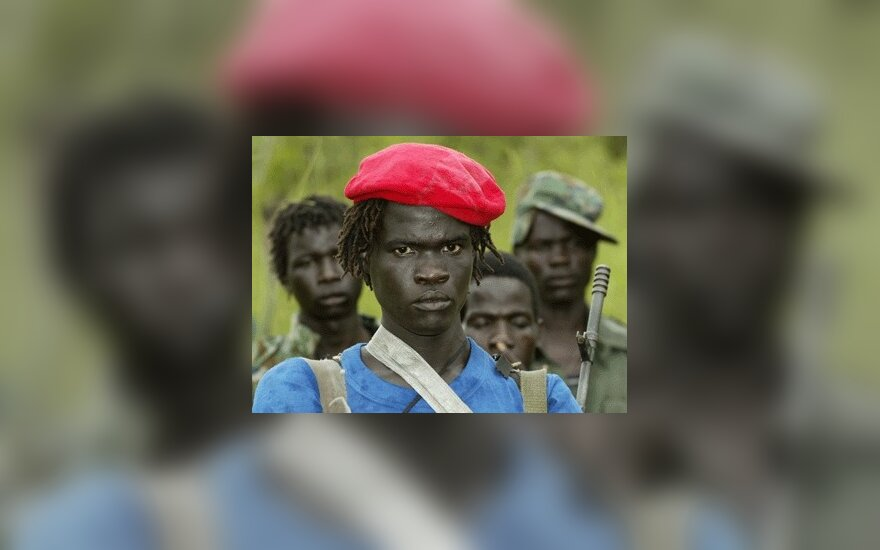 ES atšaukia stebėtojus iš Darfuro regiono dėl jų saugumo