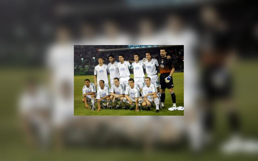 FC Panathinaikos, R. Žutautas