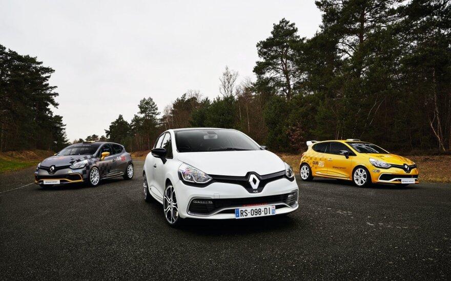 """Renault Clio Trophy"""